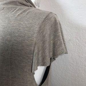 Kensie Dresses - Kensie zip up sweatshirt dress Size XL